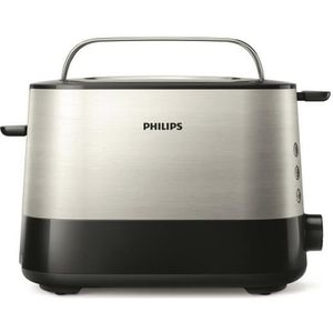 GRILLE-PAIN - TOASTER PHILIPS HD2637/90 Grille-pain Viva Collection - No