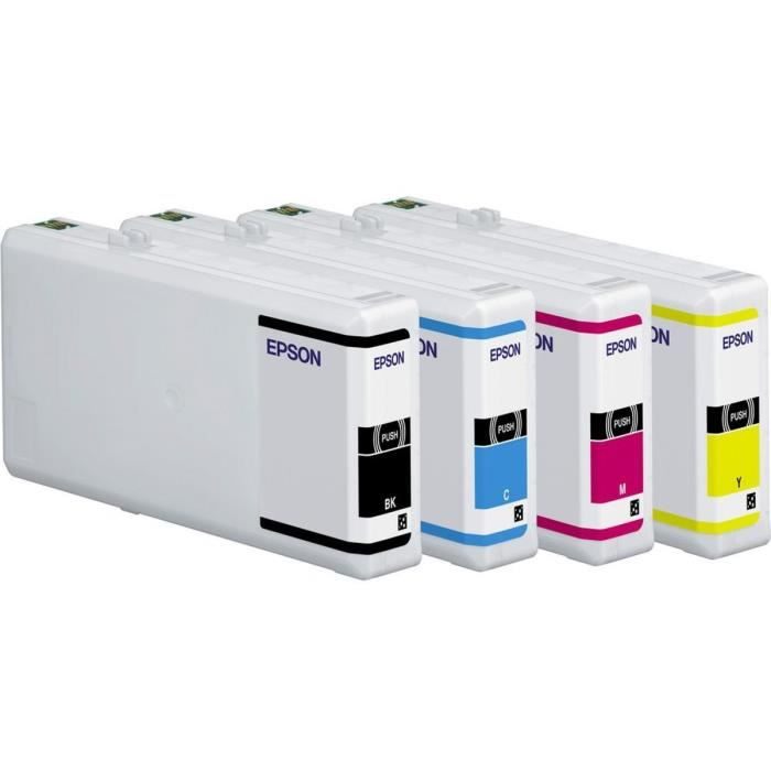 EPSON Cartouche - WP4000/4500 - Magenta - 3.400 pages