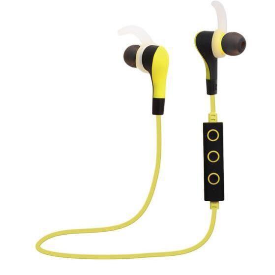 Caldecott Bt-50 Bluetooth Écouteur Sans Fil Casque Pour Téléphone Sport In-ear Écouteurs Microphone