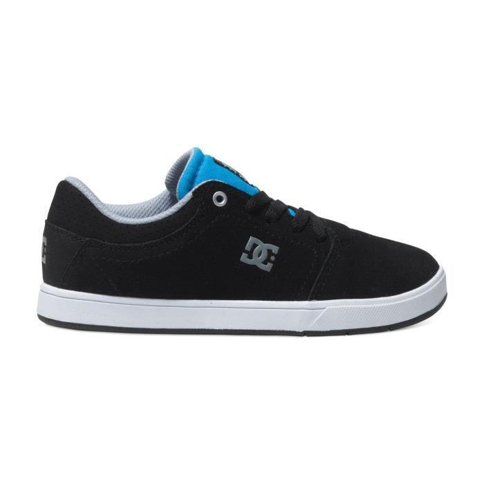 Chaussures Enfant DC CRISIS black orange blue