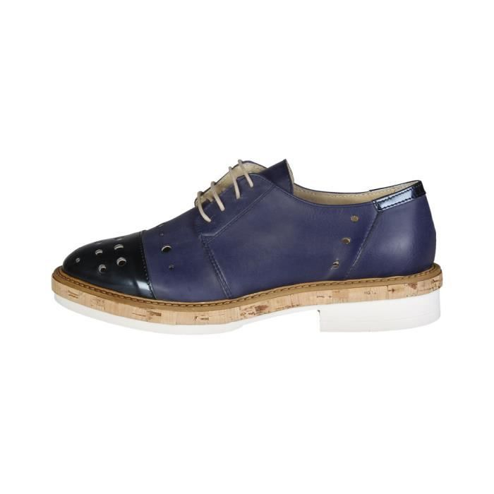 Chaussures Made in Italia bleues femme cetWw