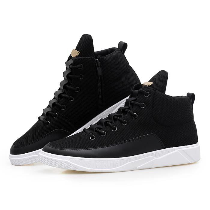 Masculines Homme Automne Run Noir Chaussures Basket Respirante q7vAZPaa