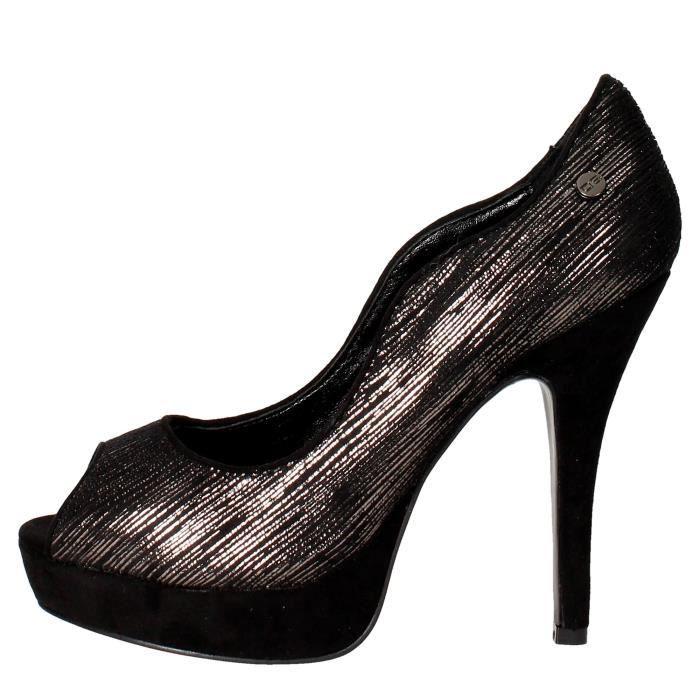 O6 Open Toe Chaussures FemmeBronze, 40