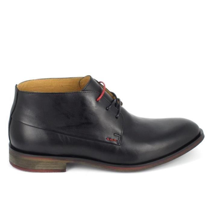 Chaussure de ville KICKERS Darka Noir