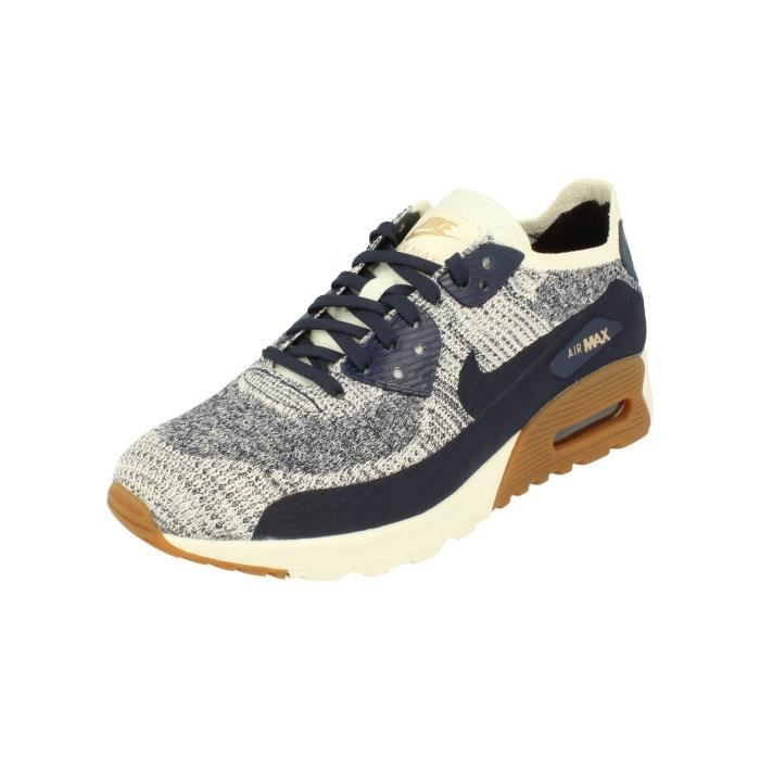 premium selection b1f50 a00b1 BASKET Nike Femme Air Max 90 Ultra 2.0 Flyknit Running Tr