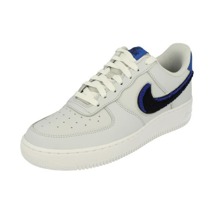 plus de photos 222fe ecebf Nike Air Force 1 07 LV8 Hommes Trainers Bq2719 Sneakers Chaussures 001