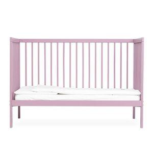 lit bebe 120x60 jusqu'a quel âge