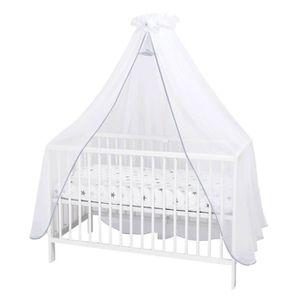 fixation ciel de lit achat vente pas cher. Black Bedroom Furniture Sets. Home Design Ideas