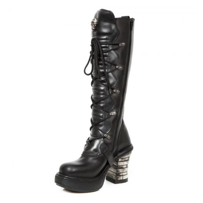 Bottes GOTH - New Rock - M.8272-S2-43.