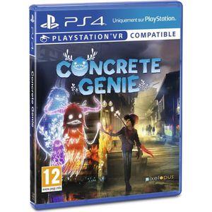 JEU PS4 NOUVEAUTÉ Concrete Genie Jeu PS4/VR