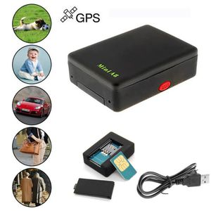 GPS AUTO Localisateur réel réel Mini voiture de temps enfan