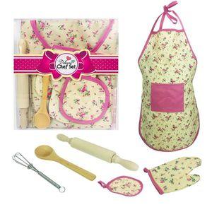 Kit tablier de cuisine - Achat / Vente pas cher