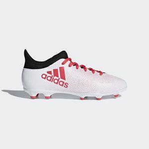 size 40 e28c3 dd4fc CHAUSSURES DE FOOTBALL Adidas X 17.3, Sol ferme, Enfant, Mâle, Semelle à