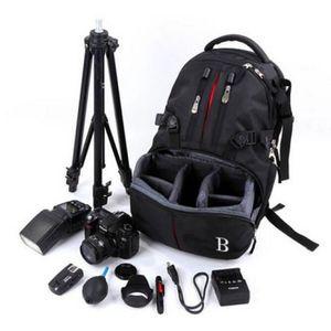 vente la moins chère magasin San Francisco Sacs étanche pour appareil photo Sac à dos pour Nikon Sony Canon Photo Bag  pour appareil photo @YC