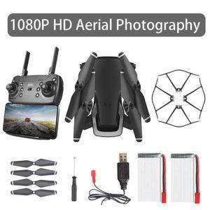 DRONE HDRC D8 Drone pliable WIFI 1080P et caméra HD Quad