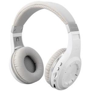 HAUT-PARLEUR - MICRO Bluedio Grey H + Bluetooth 4.1 Prise en charge du