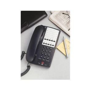 Téléphone fixe Depaepe Boreal 10 Hôtel Mains libres (Anthracite)