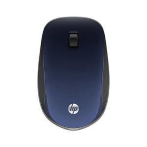 SOURIS HP Souris sans fil Z4000 (bleue), Optique, RF Sans