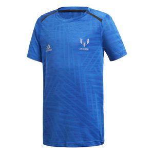 dd36d1aa2b20f T-SHIRT T-shirt Adidas T-shirt Messi Icon Bleu Enfant