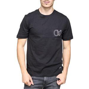 T-SHIRT Tee Shirt Calvin Klein J30j309612 Ckj Graphic P...