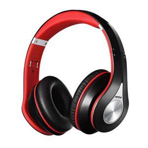 CASQUE - ÉCOUTEURS MPOW®Casque Bluetooth Sans fil, Casque Audio MP3 L