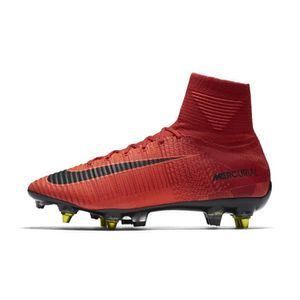 finest selection a043b dc69b CHAUSSURES DE FOOTBALL Nike Mercurial Superfly V Dynamic Fit SG-PRO Anti-