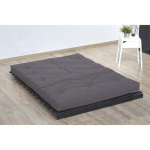 FUTON Matelas futon 160 x 200 - Confort ferme et Equilib