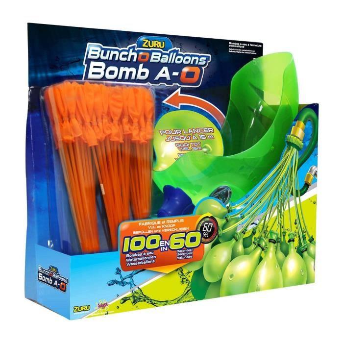 SPLASH TOYS Lanceur Bomb A-O/Bunch-O-Balloons