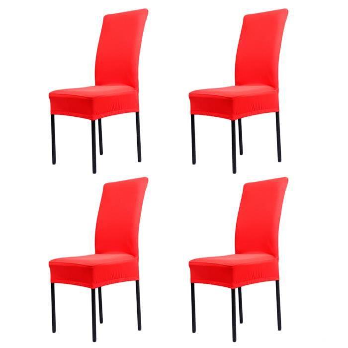 housses de chaises extensible - achat / vente housses de chaises