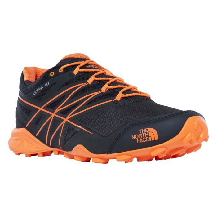 142449f8c3a Chaussures homme Trail running The North Face Ultra Mt Goretex ...