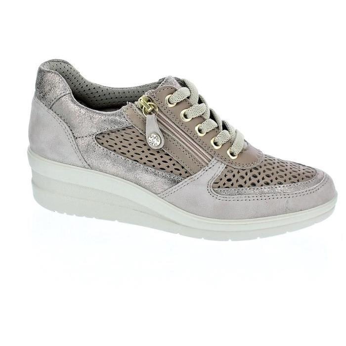 Chaussures à lacets - Imac 106450FemmeBeige 35