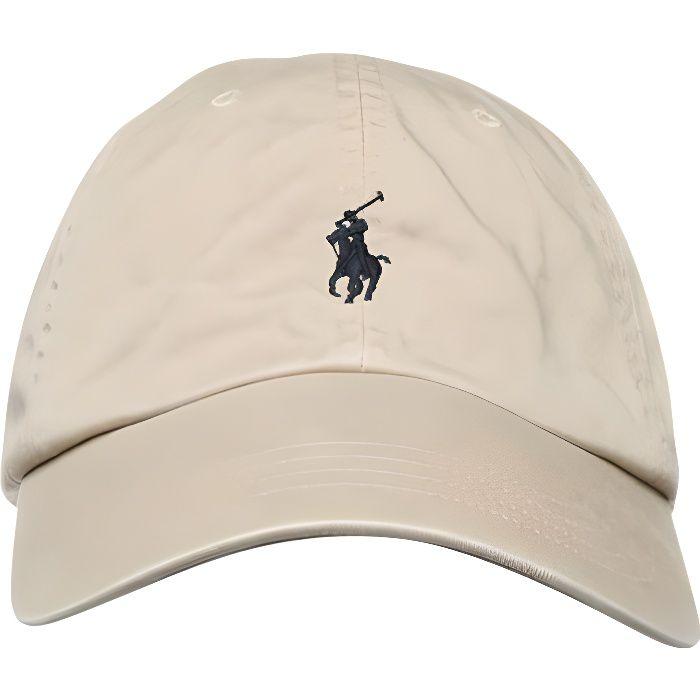 Ralph Lauren - Casquette Ralph Lauren beige Beige - Achat   Vente ... c03158d8ecd