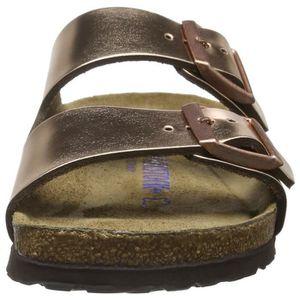 3UHGGY femme pieds Taille Sandales Coincée 40 Arizona wqCPzItx