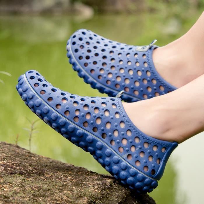 Respirant Beach Hommes British Fashion Loisirs Chaussures Sandales