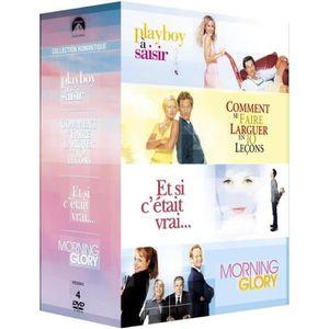 DVD FILM COFFRET COMEDIES ROMANTIQUES 2 - 4 DVDET SI C'ÉTAI