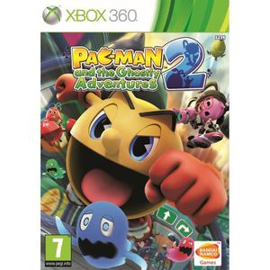 JEU XBOX 360 Pacman et les Aventures de Fantômes 2 Jeu XBOX 360
