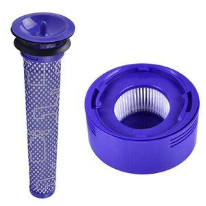 PIÈCE ENTRETIEN SOL  Kit de filtre moteur pré-post HEPA pour aspirateur