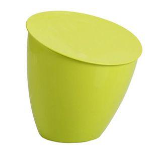 POUBELLE - CORBEILLE Mignon Mini poubelle poubelle avec couvercle Waste