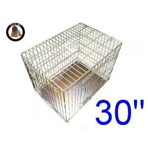 cage metal pour chien achat vente cage metal pour. Black Bedroom Furniture Sets. Home Design Ideas