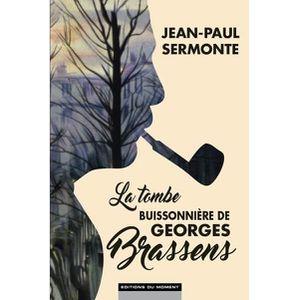 POLARS Livre - la tombe buissonnière de Georges Brassens