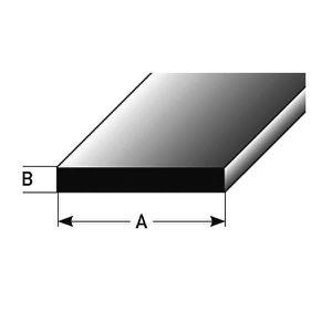 profile plat aluminium achat vente profile plat aluminium pas cher cdiscount. Black Bedroom Furniture Sets. Home Design Ideas
