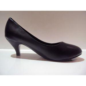ESCARPIN Escarpins noires chaussure femme