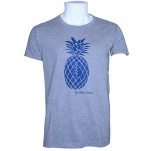 MAILLOT DE RUGBY Tee-shirt rugby Ananas rugby homme - Ultra Petita 1c647735717d