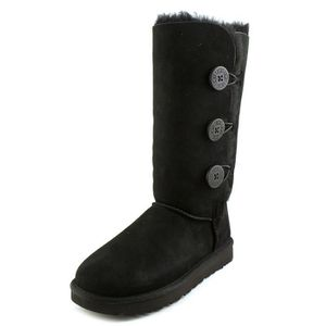 Bottes dames : UGG Chaussures d'hiver Femme BAILEY BUTTON II