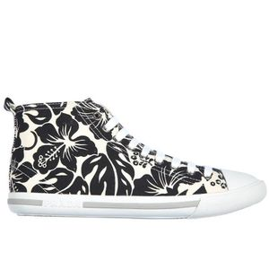 BASKET Chaussures baskets sneakers hautes femme  tessuto