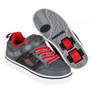 SKATESHOES Chaussure à roulette Heelys  x2 bolt 770795 black