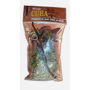 Punch-Cocktail préparé Mélange Cuba pour Rhum arrangé