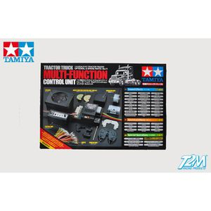 VOITURE - CAMION multi fonction control unit tamiya