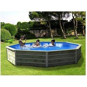 Piscine bois ronde achat vente piscine bois ronde pas for Piscine ronde bois pas cher
