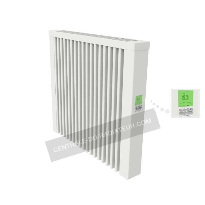 radiateur inertie s che 1300 w achat vente radiateur. Black Bedroom Furniture Sets. Home Design Ideas
